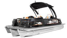 Manitou Launches Revolutionary Fiberglass Pontoons | Pontoon & Deck Boat Magazine