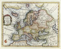 Labyrinthine Mind: Funny European Observation