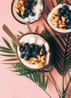Coconut breakfast bo
