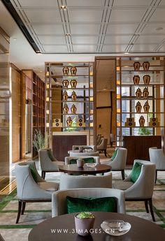 Shanghai set Ai Design - Greenland Luwan 917-- commercial air ...