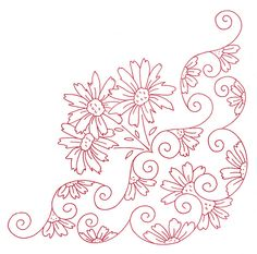 embroidery pattern                                                                                                                                                      Más