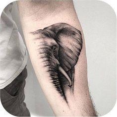 @lazerliz World Elephant Day #endivorytrade #savetheelephants #tattoodo
