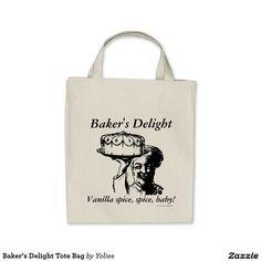 Baker's Delight Tote Bag