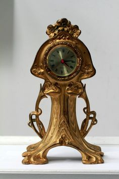 Lovely Art Nouveau clock