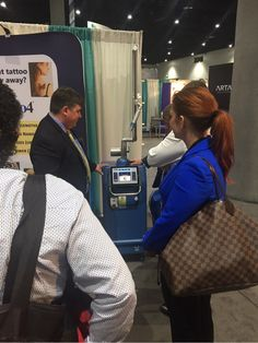 Demo next gen Tattoo Removal lasers & feminine rejuvenation lasers at #ASLMS2017 booth #817!