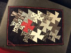 Playing Cards, Quilts, Blanket, Playing Card Games, Quilt Sets, Blankets, Log Cabin Quilts, Cover, Comforters