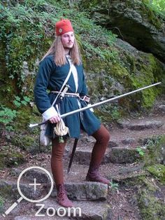Just a collection of awesome reenactors Medieval Costume, Medieval Armor, Medieval Dragon, Medieval Fashion, Medieval Clothing, Historical Costume, Historical Clothing, 15th Century Clothing, Mens Garb