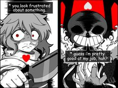 Determination...I like this song. TUMBLR: cinmal.tumblr.com/post/1448659… Undertale/Characters belong to Toby Fox Art by CinMal *More Undertale Art: cinmal.deviantart.com/gallery/…