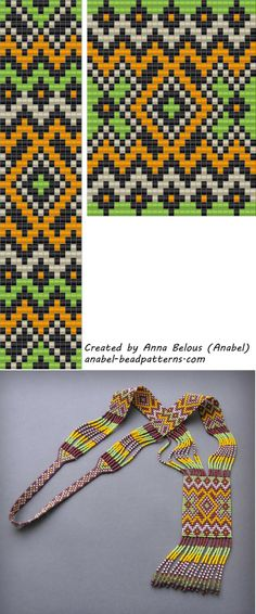 loom pattern free