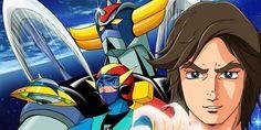 Grendizer # Go Nagai Nagasaki, Hiroshima, Tarzan, Old Anime, Anime Manga, Battle Of The Planets, Robot Cartoon, Japanese Superheroes, Arte Robot