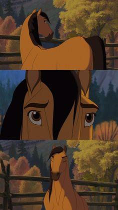 Spirit Horse Movie, Spirit The Horse, Wallpaper Iphone Disney, Cartoon Wallpaper, Caballo Spirit, Arte Do Harry Potter, Horse Movies, Cartoon Profile Pics, Art Drawings Sketches Simple