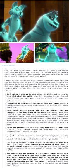 Mateo's spirit guardian explained | Elena of Avalor