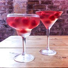 Edinburgh Gin Champagne and Raspberry Jelly