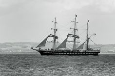 Old Sailing Ship Named Belem by Tactus68, via Flickr
