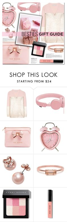 """GIFT GUIDE : BESTIES"" by nanawidia ❤ liked on Polyvore featuring STELLA McCARTNEY, Ted Baker, Martha Stewart, Kate Spade, Bing Bang, Bobbi Brown Cosmetics, giftguide, besties, polyvoreeditorial and polyvorecontest"