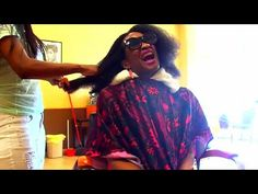 My Salon Experience Part 2  ( Styling my New Cut) + GIVEAWAY NaturalHair...