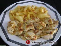 Κοτόπουλο φούρνου υπέροχο και light