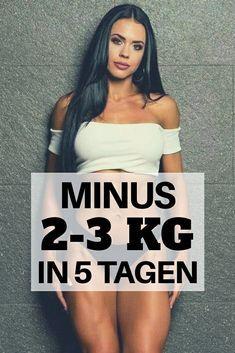 Diät einen Monat 10 kg