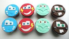 Cupcake Carros - Conqualita Cestas - Para fazer pedidos ou mais informações por e-mail conqualita@conqualita.com.br ou fone (51) 3356.1422