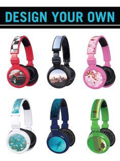 design your own headphones. Speaker Design, Innovative Ideas, Christmas Gift Guide, Consumerism, Technology Gadgets, Design Your Own, Speakers, Over Ear Headphones, Innovation
