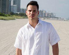 daccord non pockets guayabera short sleeve only white mexican wedding shirts