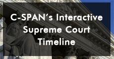 C-SPAN's Interactive Supreme Court timeline