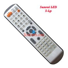 Buy generic remote suitable for Sansui LED TV Remote S LP at lowest price from LKNstores.com. Online's Prestigious buyers store.