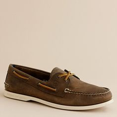 Sperry Top-Sider® for J.Crew Authentic Original broken-in boat shoes        $98.00