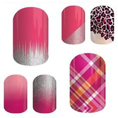 Jamberry Nail Consultant - Instagram Profile - INK361