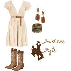 Southern Style, created by courtjohn87.polyvore.com