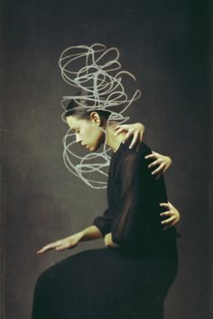 Josephine Cardin is a photographer from Santo Domingo, Dominican Republic, now living and working in Rochester, New York. When you look at Josephine's work it won't surprise you that she has a background as a ballet dancer! In her work (often self portraits) Josephine explores the human themes of loneliness, isolation, fear and transformation. I …