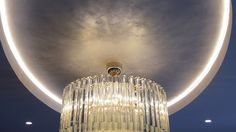 Polished Plaster, Venetian, Manchester, Marble, Things To Come, Chandelier, Ceiling Lights, Videos, Decor