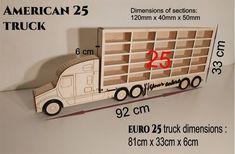 Car toy shelf storage 25 pocket Toy Shelves, A Shelf, Orange Color, Trucks, American, Toys, Simple, Car, Blue