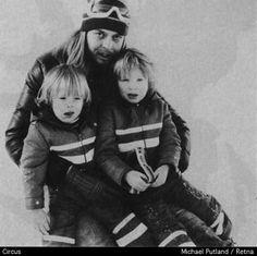Rick Wakeman (& Roz Woolford): Adam & Oliver