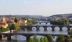 escapadas de fin de semana en Praga