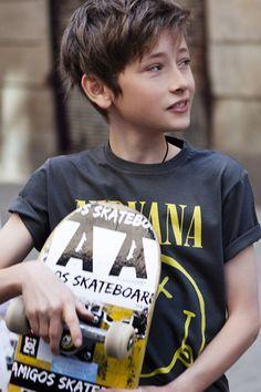 Little Boy Skater Haircut - Bing Images