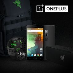 Be the ultimate road warrior with OnePlus & Razer