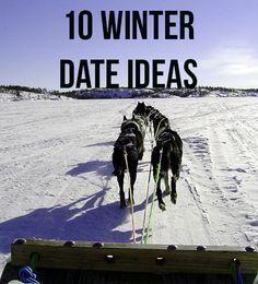 Grandpa Shorter's Winter Date Ideas