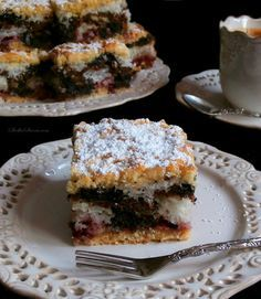 Sweet Home: Cakes Biscotti, Lasagna, French Toast, Sweet Home, Food And Drink, Sweets, Breakfast, Ethnic Recipes, Cakes