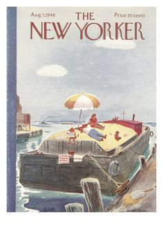 New Yorker Covers, Lithographs and Prints at Art.com