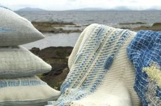 Weft Blown Sky Collection Ange Sewell via artsthread.com