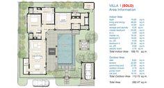 Baan Lawadee - Floor Plan