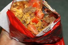 Taco In A Bag?  Easy Dinner The Kids Will Love!