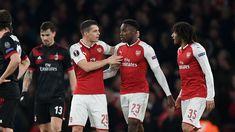 Arsenal thắng 3-1 AC Milan - Trung tâm thể thao tuổi trẻ