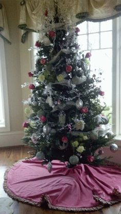 Customer's tree