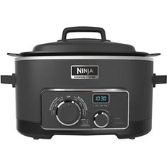 Ninja 3-in-1 Cooking System. Maybe this will save @Santino Simental  from my cooking;)