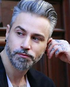 Mens Hairstyles 2017 & Beards Actually Good for You