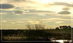 Coucher soleil 2998 coucher de soleil et soucoupes volantes