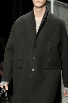 Neil Barrett Fall 2012 Menswear