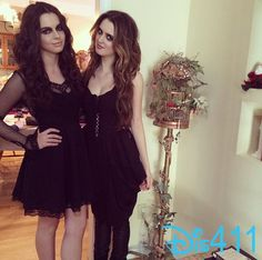 "Laura Marano (""Austin & Ally"") and her sister Vanessa Marano (""Switched at Birth"") look incredible in these pics that their mom posted on her Instagram"